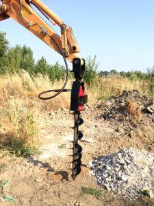 trivelle idrauliche per escavatori